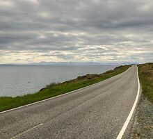The Coast Road by Jamie  Green