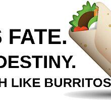 We Both Like Burritos by marisax74