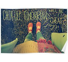 Chin Up Poster