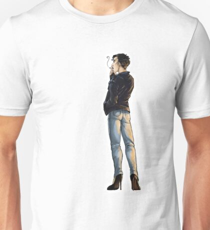 greaser with heels Unisex T-Shirt