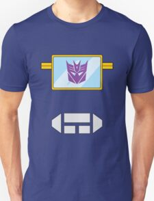 Soundwave - Transformers 80s T-Shirt