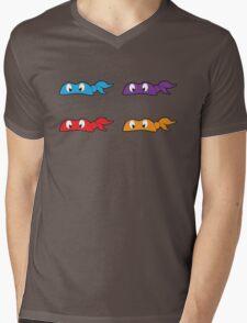 TMNT: Teenage Mutant Ninja Turtles Mens V-Neck T-Shirt