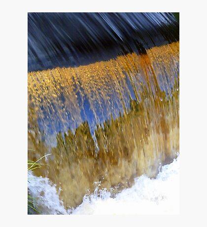 Gold Rush... Photographic Print
