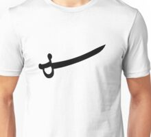 Pirate Sword Unisex T-Shirt