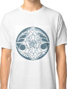 Pineapple, Butterfly, Rose 1 Classic T-Shirt