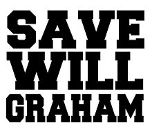 SAVE WILL GRAHAM [BLACK] by nimbusnought