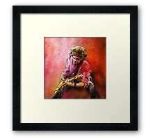 Keith Richards 03 Framed Print