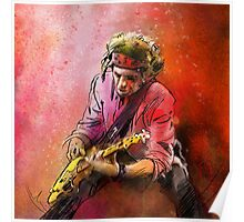 Keith Richards 03 Poster