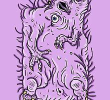Creeping Flesh by Extreme-Fantasy