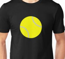 Tennis Ball Unisex T-Shirt