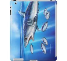 Blue Dynamite iPad Case/Skin
