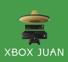 Xbox Juan - Colored by VladTeppi