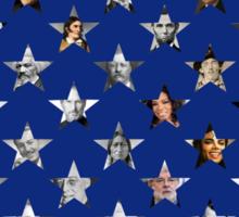 We are America Sticker