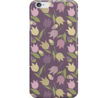 Tulips Pattern  iPhone Case/Skin