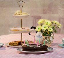 Birthday Treats by Linda Lees