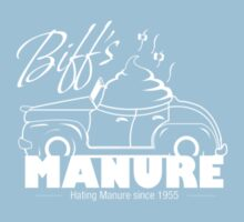 Biff's Manure (small size) Baby Tee