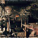 Blacksmith's office by Maria Tzamtzi