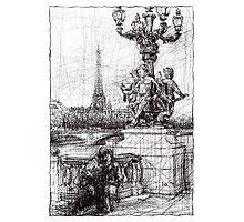Paris 7 Photographic Print