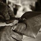 Ash Shovel birth by Maria Tzamtzi