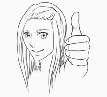 Thumb Up! by djfilup