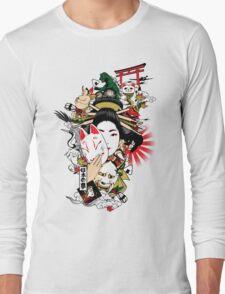 I Dream of Japan Long Sleeve T-Shirt