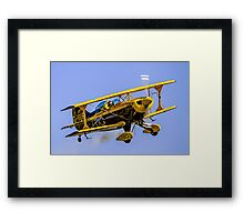 Pitts S-1D Special G-IIIP Framed Print