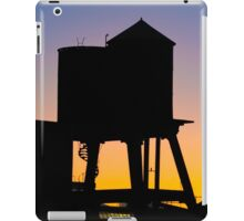Autumn Rooftops iPad Case/Skin