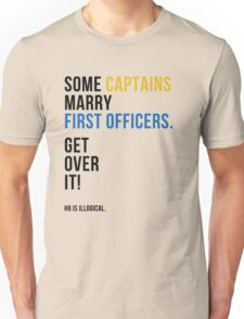 some captains marry first officers Unisex T-Shirt