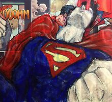 The Man of Steel by KaseyRandall
