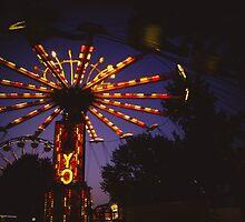 Swings. by Lindsay Osborne