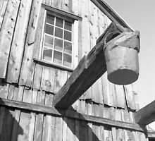 Ore Bucket - Bodie California by Harry Snowden