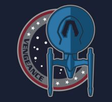 USS Vengeance Patch by justinglen75