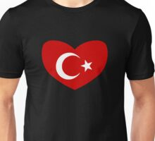 Love Turkey Unisex T-Shirt