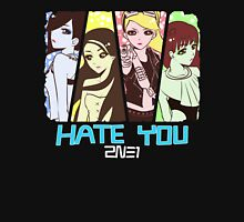 2NE1 Hate You Anime Unisex T-Shirt