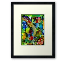 Exotic Fruit Framed Print