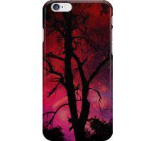 Cosmic tree iPhone Case/Skin