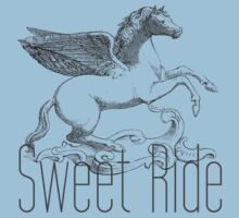Sweet ride by Proyecto Realengo