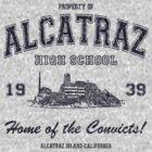 Alcatraz High School by GUS3141592