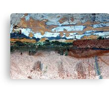 the farmers land Canvas Print