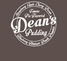 Dean's Famous Pie Pudding (white) Unisex T-Shirt