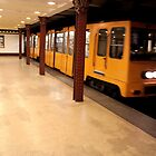 Budapest - The Metro by rsangsterkelly