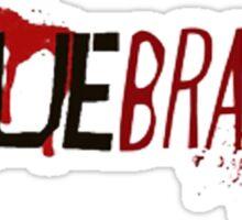 True Brains Sticker