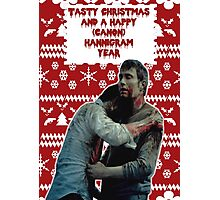 Tasty Christmas [Murder Husbands] Photographic Print