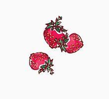 Decorative Strawberry Unisex T-Shirt