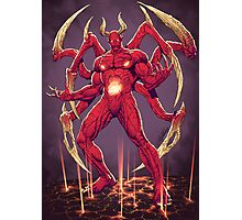 Lucifer the Devil, the Prince of Darkness, Satan Photographic Print