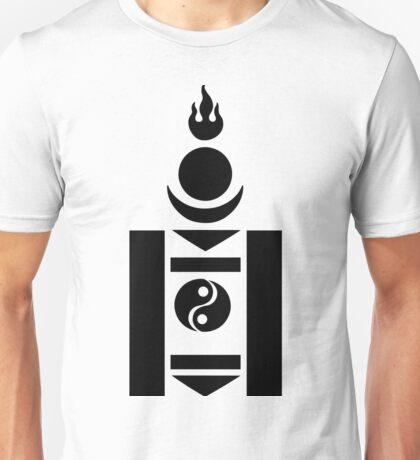 Soyombo Mongolian Symbol Unisex T-Shirt