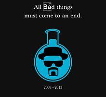 Breaking Bad - In Memoriam (Blue Sky Crystal) Unisex T-Shirt