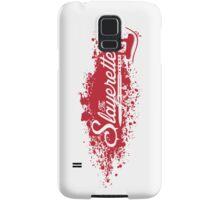 The Slayerettes - WHITE Samsung Galaxy Case/Skin