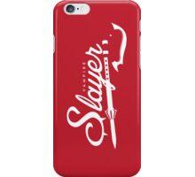 Vampire Slayer - RED iPhone Case/Skin