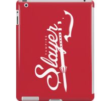 Vampire Slayer - RED iPad Case/Skin